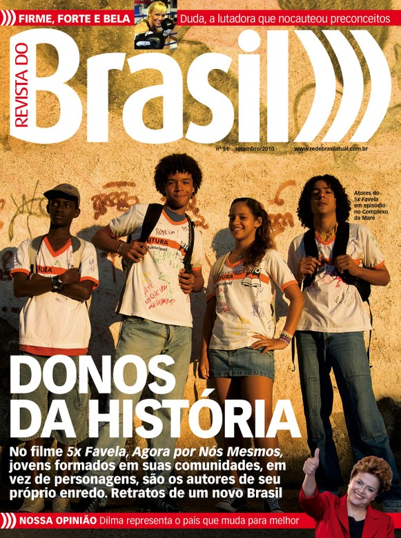 The new '5x Favela' and the new Brazil - Rede Brasil Atual