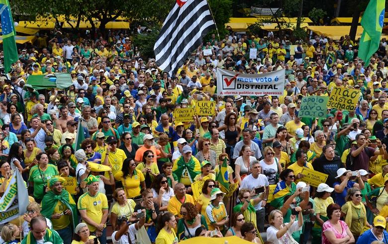 Resultado de imagem para manifestações do dia 26