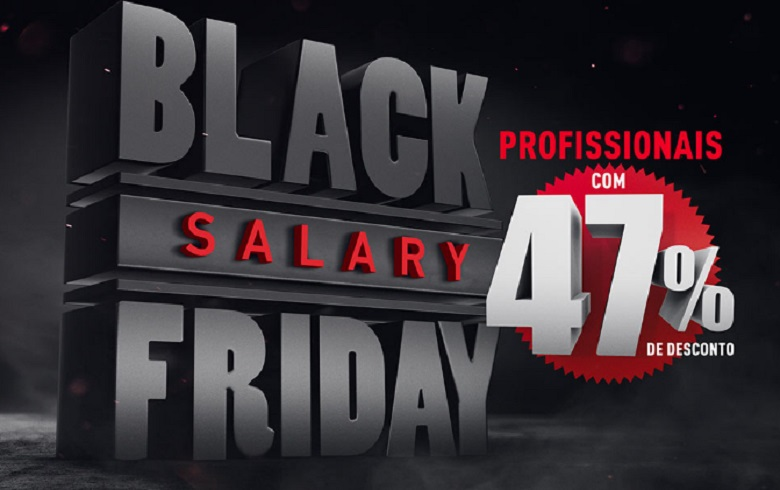 black salary friday