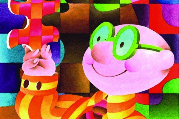 3b92dd9abf92f Umas das obras de Zélio em destaque no Salão de Humor do Piracicaba:  homenagem a 50 anos de 'aventura visual' (©reprodução/detalhe)