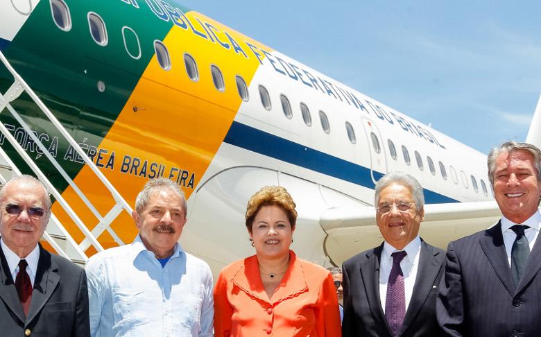 Resultado de imagem para Sarney, Collor , FHC, Lula/Dilma