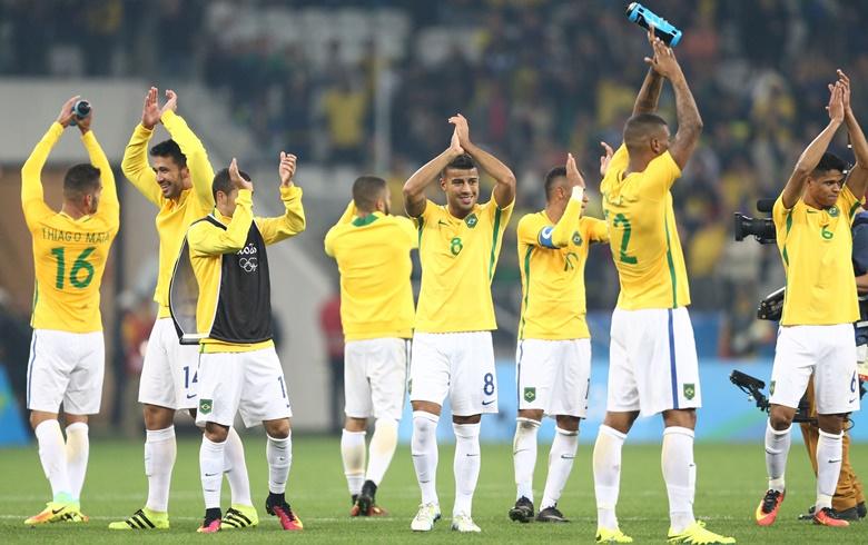 Jogo de futebol masculino do brasil hoje
