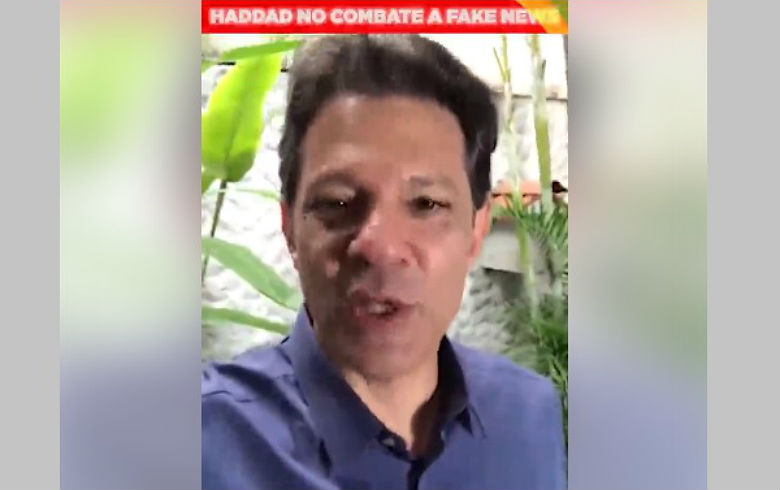 Haddad Fake News