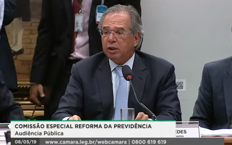paulo guedes audiência