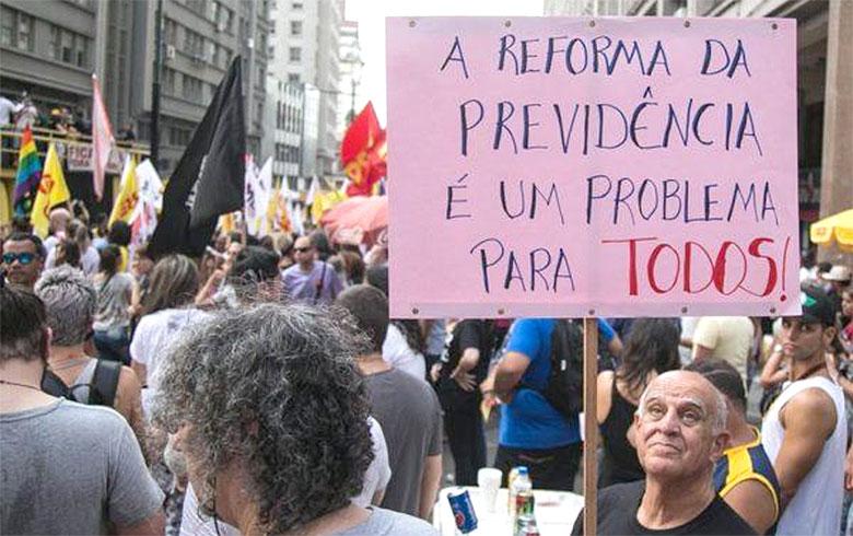 Resultado de imagem para as contrarreformas do governo bolsonaro