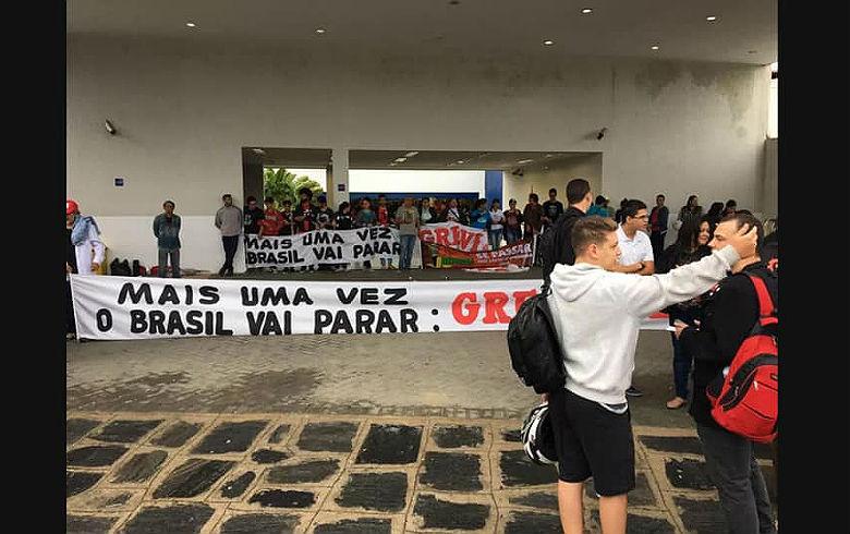 Ricardo Araújo/UNE