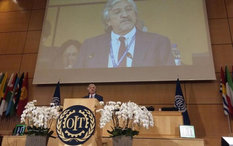 Lisboa na OIT em 2017: argumentos que fundamentaram 'reforma' trabalhista não se sustentataram