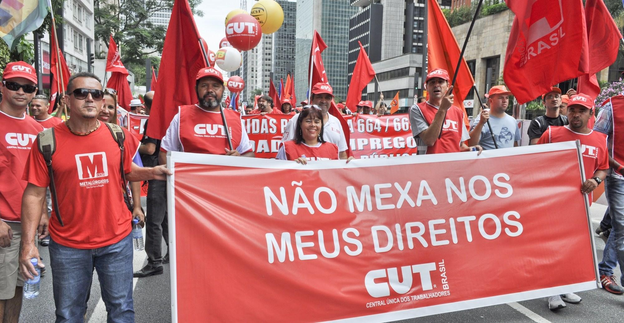 CUT cria coletivo de advogados para enfrentar ataques do governo Bolsonaro