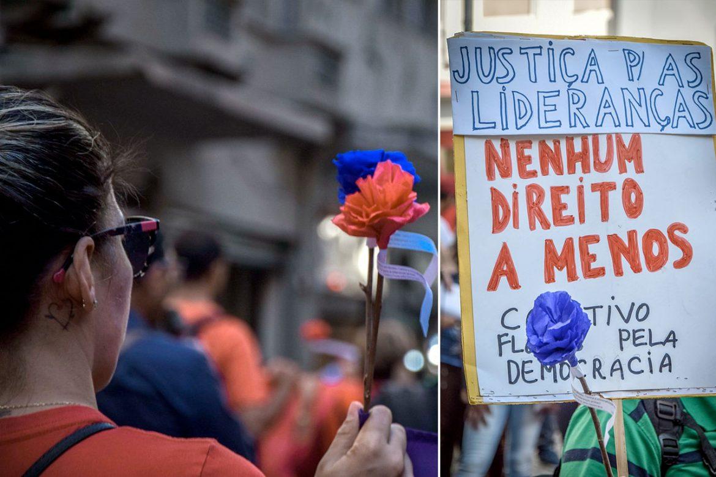Acusadores de sem-teto presos são os mesmos da ação em que Carmen Silva foi absolvida