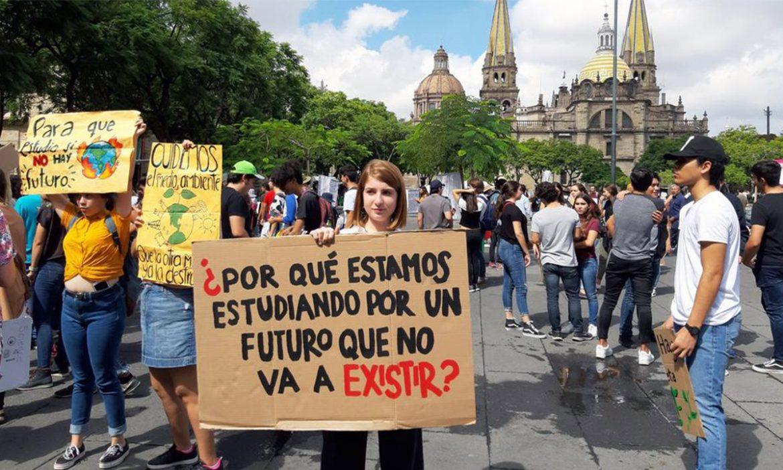 Mundo se levanta em defesa do meio ambiente na Greve Global pelo Clima