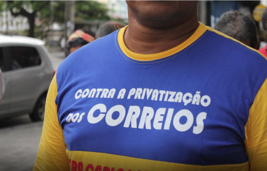 A greve dos Correios e o resgate do Brasil enquanto nação