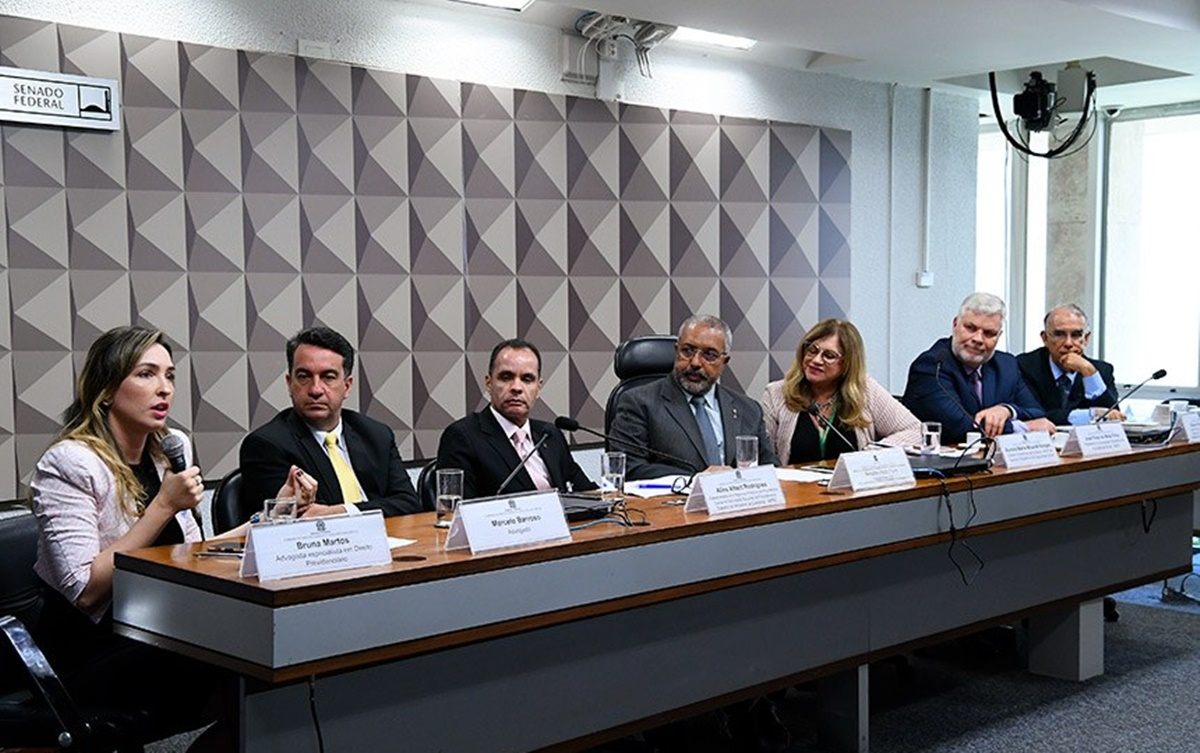Comissão do Senado debate impactos negativos da Reforma da Previdência para os municípios