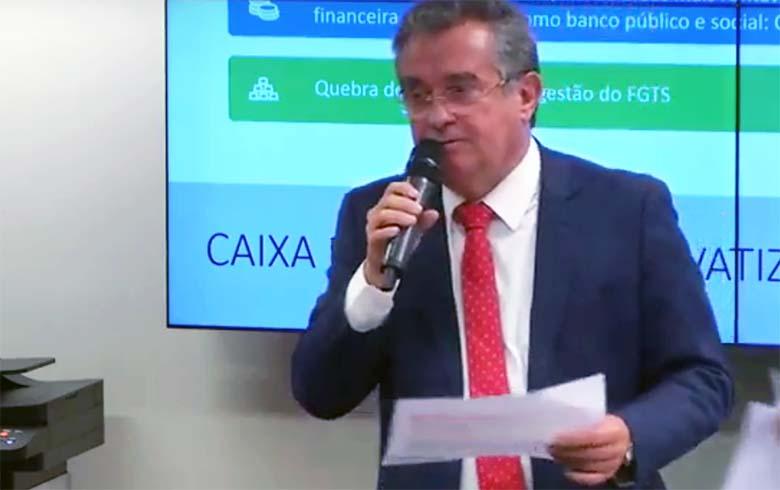 Jair Ferreira: empresas públicas dão segurança à sociedade
