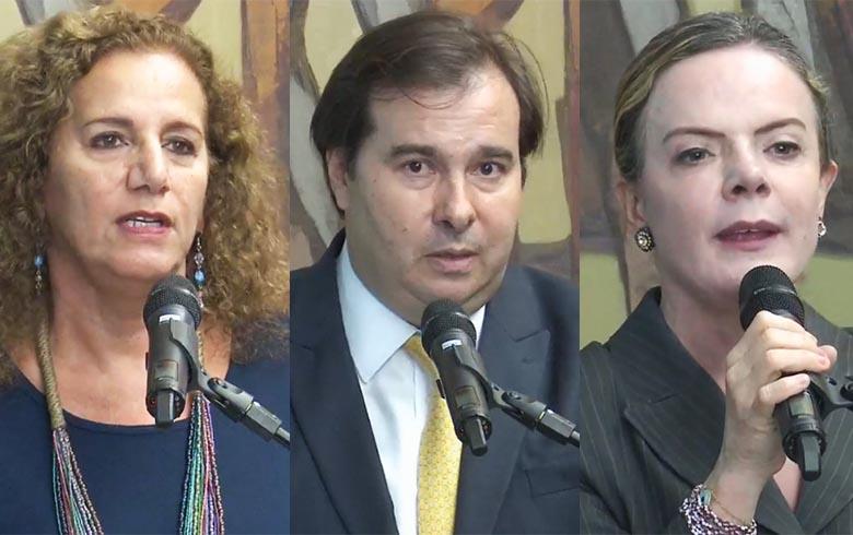 Oposição lança proposta de reforma tributária com presença de ...