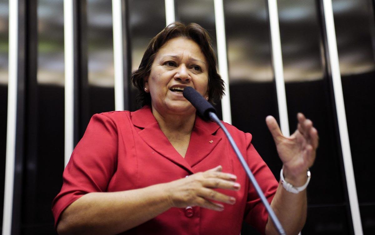 Governadora Fátima Bezerra é convidada de hoje do programa 'Brasil ...