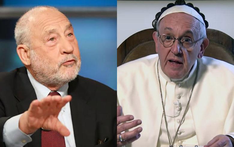 Reunião mundial debate proposta do Papa Francisco por 'economia que dá vida e não mata'