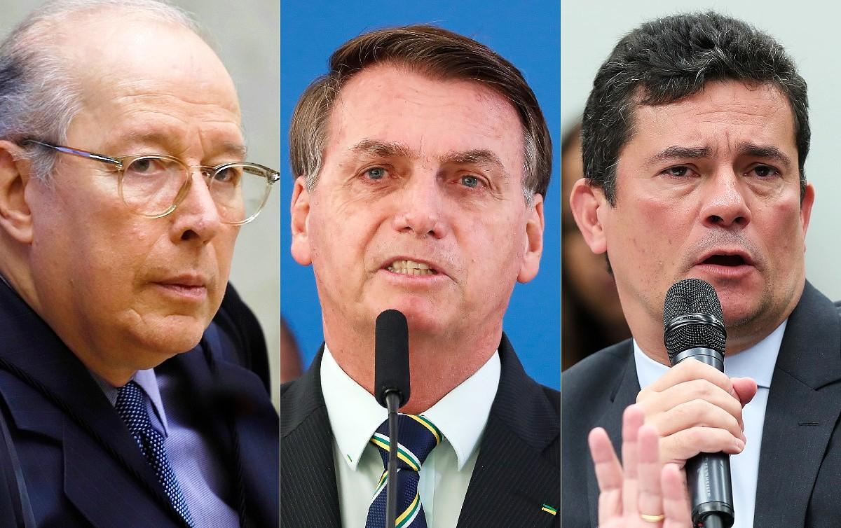 Ministro Celso de Mello abre inquérito no STF contra Jair ...
