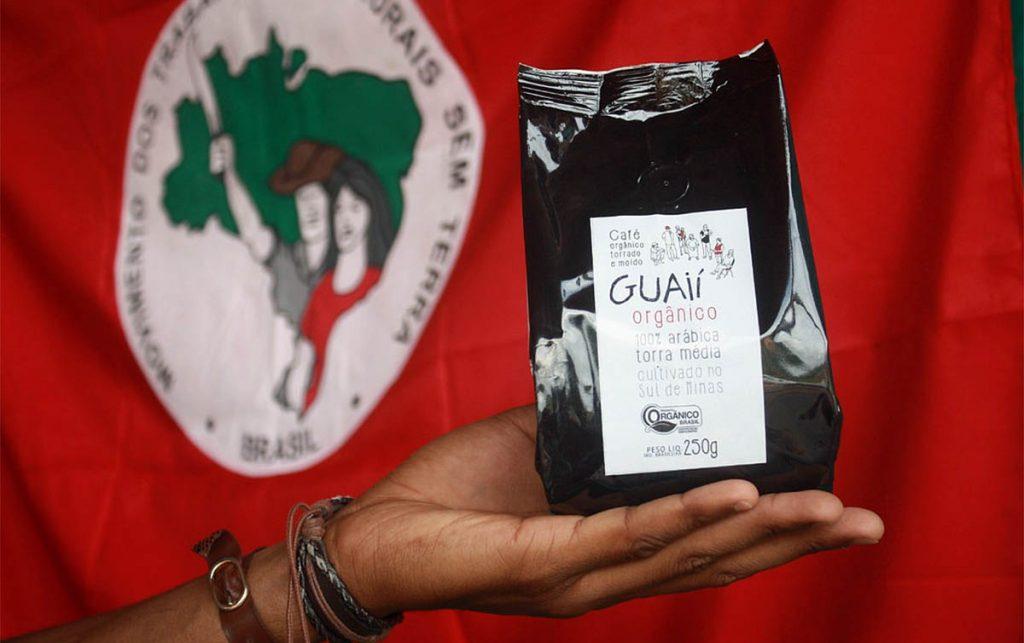 Café Guaií Quilombo Campo Grande Escola Eduardo Galeano