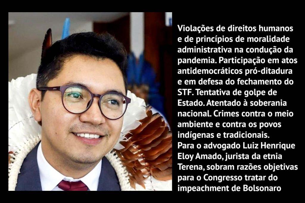 indígenas crimes de bolsonaro