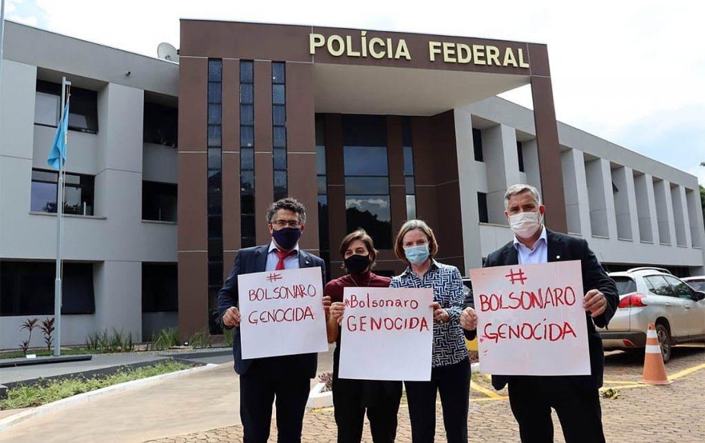 Bolsonaro genocida