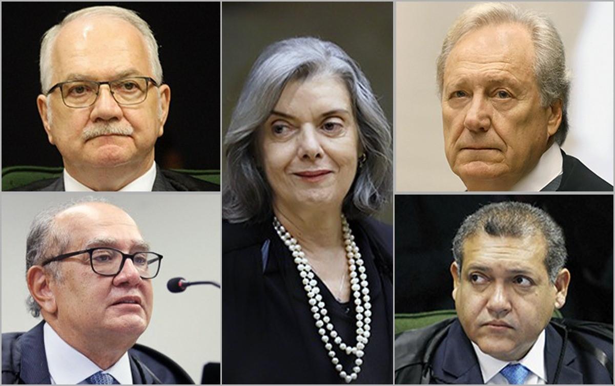 Último voto no STF afasta suspeição de Moro contra Lula. E Gilmar chama Curitiba de 'tribunal de exceção' - Rede Brasil Atual
