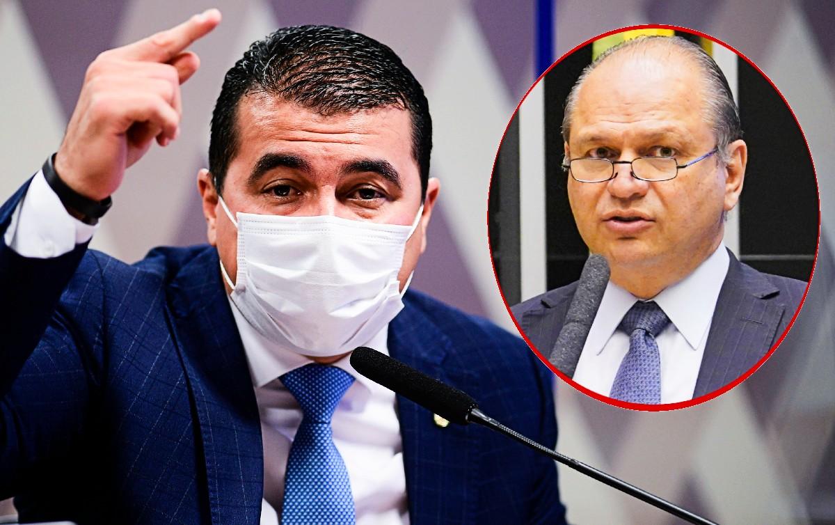 Deputado Luis Miranda entrega líder do governo no esquema Covaxin