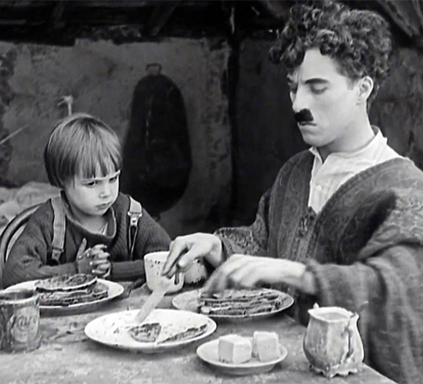 O Garoto, de Chaplin