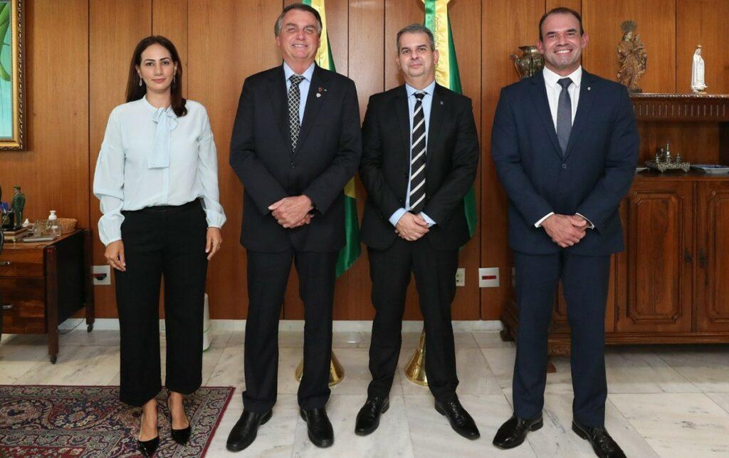 lista tríplice MPF Isac Nóbrega/PR
