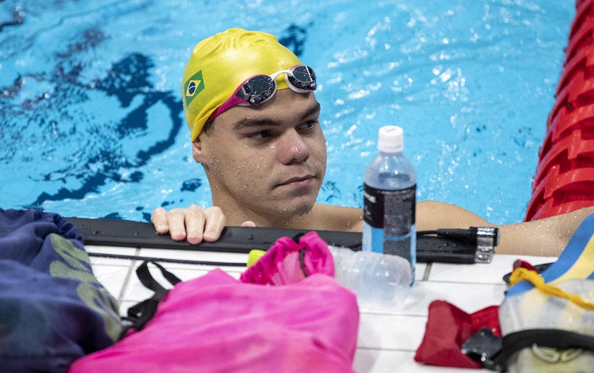 Natação brasileira busca primeiras medalhas nas Paralimpíadas de Tóquio